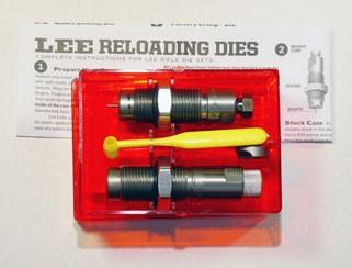 Lee Pacesetter 2-Die Set 10.4x38mm Rimmed Swiss Vetterli (41 Swiss)