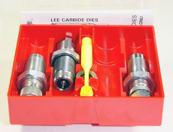 Lee Carbide 3-Die Set 45 ACP
