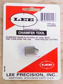 Lee Chamfer and Deburring Tool