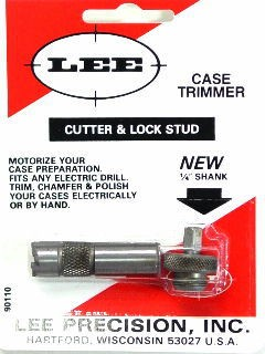 Lee Case Trimmer Cutter and Lock Stud