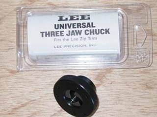Lee Zip Trim Case Trimmer Universal 3 Jaw Chuck Case Holder