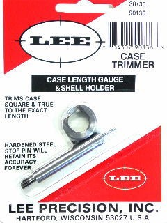 Lee Case Length Gage and Shellholder 30-30 Winchester