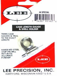 Lee Case Length Gage and Shellholder 44 Special
