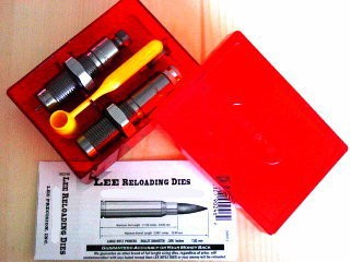 Lee Pacesetter 2-Die Set 204 Ruger