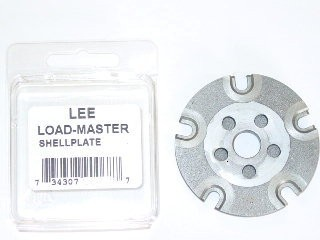 Lee Load-Master Progressive Press Shellplate #4A (32 S&W Long, 32 H&R Magnum)