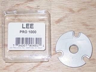 Lee Pro 1000 Progressive Press Shellplate #14 (38-40 WCF, 44-40 WCF, 7x65mm Rimmed)