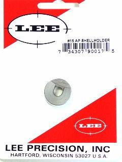 Lee Auto Prime Hand Priming Tool Shellholder #15 (25 ACP, 5.7x28mm FN)