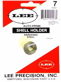Lee Auto Prime Hand Priming Tool Shellholder #7 (30 M1 Carbine, 32 ACP)