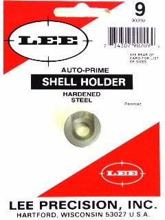 Lee Auto Prime Hand Priming Tool Shellholder #9 (41 Remington Magnum)