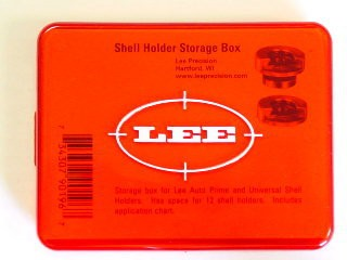 Lee Box for Auto Prime Shellholders