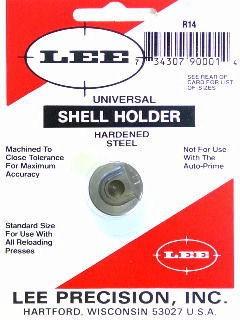 Lee Universal Shellholder #14 (38-40 WCF, 44-40 WCF, 45 Schofield)