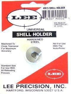 Lee Universal Shellholder #15 (25 ACP, 5.7x28mm FN)