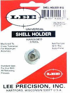 Lee Universal Shellholder #16 (7.62x54mm Rimmed Russian (7.62x53mm Rimmed), 500 S&W Magnum)