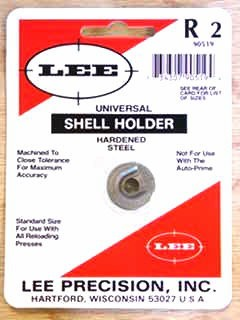 90519 R2 45 ACP 308 WIN LEE UNIVERSAL SHELL HOLDER LEE 90519 30-06