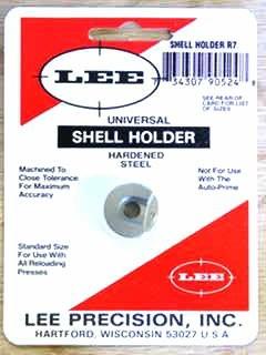 Lee Universal Shellholder #7 (30 Carbine, 32 ACP)
