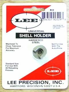 Lee Universal Shellholder #12 (22 PPC, 6mm PPC, 7.62x39mm)
