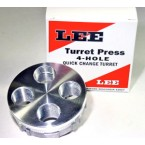 Lee 4 Hole, Classic 4 Hole Turret Press Turret
