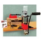 Lee 4 Hole Turret Press with Auto Index Value Kit
