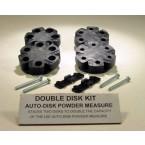 Lee Auto-Disk Powder Measure Double Disk Kit