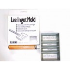 Lee 4-Cavity Ingot Mold with Handle