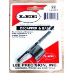 Lee Decapper and Base 22 Caliber