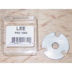 Lee Pro 1000 Progressive Press Shellplate #12 (22 PPC, 6mm PPC. 7.62x39mm)