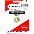Lee Auto Prime Hand Priming Tool Shellholder #4 (17 Remington, 204 Ruger, 223 Remington)