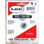 Lee Universal Shellholder #4 (17 Remington, 204 Ruger, 223 Remington)