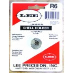 Lee Universal Shellholder #6 (218 Bee, 25-20 WCF, 32-20 WCF)